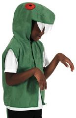 Crocodile Tabard Costume